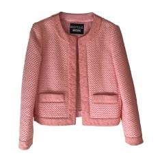 Blazer MOSCHINO Pink, fuchsia, light pink