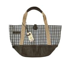 Non-Leather Handbag ESTELLON Gray, charcoal