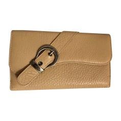 Wallet DIOR Beige, camel