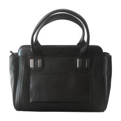 Leather Handbag CHLOÉ Alice Black