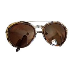 Sunglasses GIORGIO ARMANI Animal prints