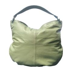 Leather Shoulder Bag BOTTEGA VENETA Green
