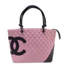 cc9de4a758cc Sacs Cambon Chanel Femme   articles luxe - Videdressing