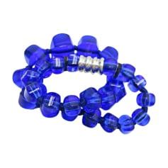 Collier BACCARAT Blau, marineblau, türkisblau