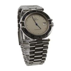 Armbanduhr OMEGA Silberfarben, stahlfarben