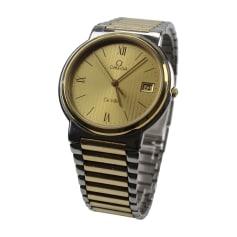 Armbanduhr OMEGA Gold, Bronze, Kupfer