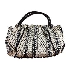 Non-Leather Handbag CHLOÉ White, off-white, ecru
