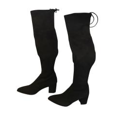 High Heel Boots STUART WEITZMAN Black