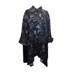 Coat KENZO Gray, charcoal
