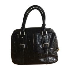 Leather Handbag RALPH LAUREN Black