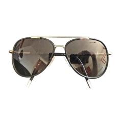 Sunglasses BURBERRY Black