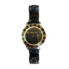 Wrist Watch CHRISTIAN LACROIX Black