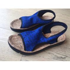 Turquoise Chaussures Marine Bleu Camper Articles Femme Bleu 1cHFrcUWB