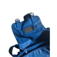 Sac en bandoulière en cuir ZADIG & VOLTAIRE Bleu, bleu marine, bleu turquoise