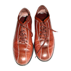 Lace Up Shoes TOD'S Brown