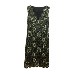 Midi Dress ANNA SUI Black