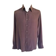 46204aa83334 Chemises Homme Soie de marque   luxe pas cher - Videdressing