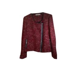 Zipped Jacket GERARD DAREL Red, burgundy