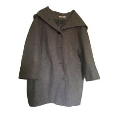 Coat SESSUN Gray, charcoal