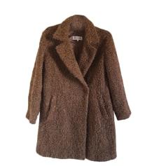 Coat GERARD DAREL Brown