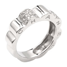 Ring CHANEL Silver