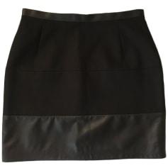 Mini Skirt SANDRO Black