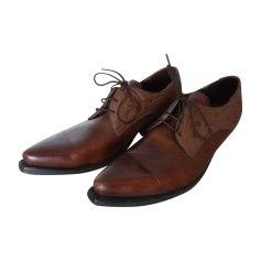 Chaussures à lacets  MEXICANA Marron