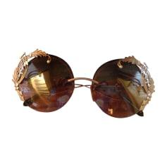 Sonnenbrille ROBERTO CAVALLI Silberfarben, stahlfarben