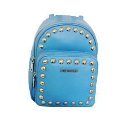 Sac à dos LOVE MOSCHINO Bleu, bleu marine, bleu turquoise