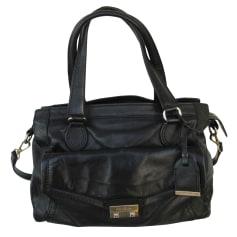 Leather Handbag COLE HAAN Black