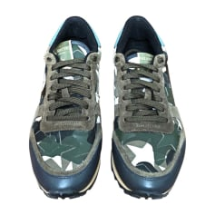 Sneakers VALENTINO Rockrunner Camouflage