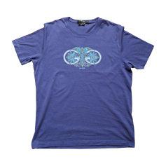Top, t-shirt GUCCI Blu, blu navy, turchese
