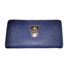 Wallet MICHAEL KORS Blue, navy, turquoise