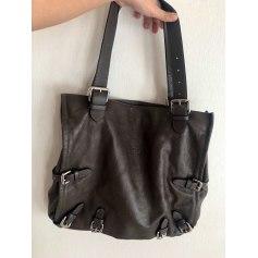 Leather Handbag LUPO BARCELONA Brown