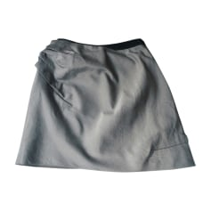 Jupe courte MARC JACOBS Gris, anthracite