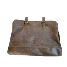Leather Handbag ARTHUR & ASTON Brown