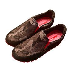 Sneakers PRADA Khaki