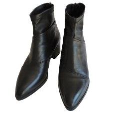 High Heel Ankle Boots BRUNO PREMI Black