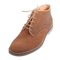 Chaussures à lacets  SESSUN Marron