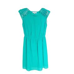 Midi Dress SANDRO Green