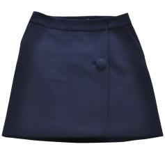 Mini Skirt CLAUDIE PIERLOT Blue, navy, turquoise