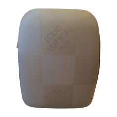 Borsa XL in tessuto LOUIS VUITTON Beige, cammello