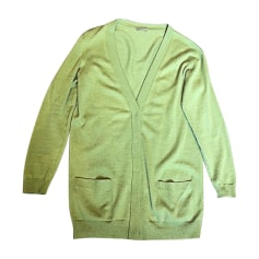 Vest, Cardigan BOTTEGA VENETA Green