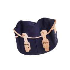 Borsa a tracolla in tessuto UPLA Blu, blu navy, turchese