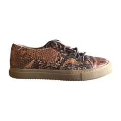 Sneakers ANTHOLOGY PARIS Beige, camel