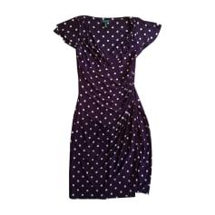 Midi Dress RALPH LAUREN Purple, mauve, lavender