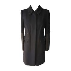 Coat DIANE VON FURSTENBERG Black