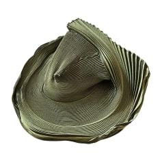Hat ISSEY MIYAKE Green