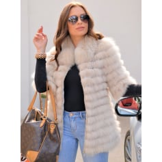 Articles En Ma Luxe Fourrure Vestes Blousons Femme aHgUgx