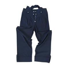 Pantalone largo SONIA RYKIEL Nero